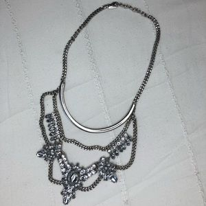 Glam layered Necklace
